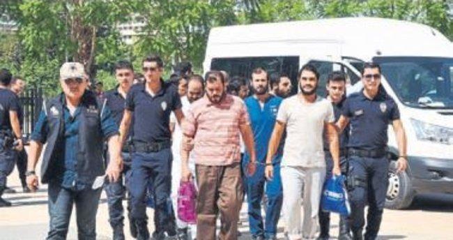 DAEŞ ve PKK/KCK üyeleri tutuklandı