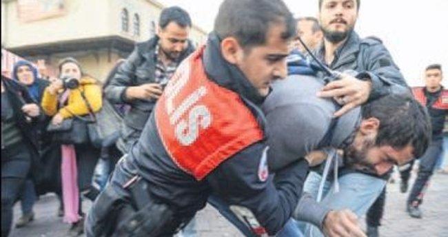 HDP'nin eşkıyalarına operasyon: 158 gözaltı