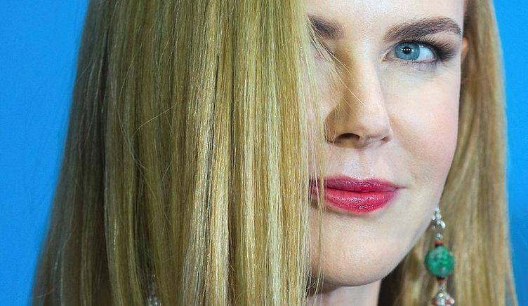 Berlin'e Nicole Kidman damgası