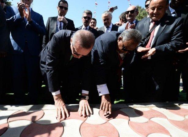 Cibuti'ye giden ilk Cumhurbaşkanı