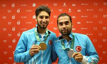 İslam Oyunları'nı ikinci sırada bitirdik