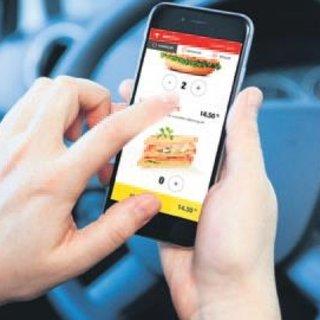 Karın doyurmanın en kolay yolu Shell Mobil