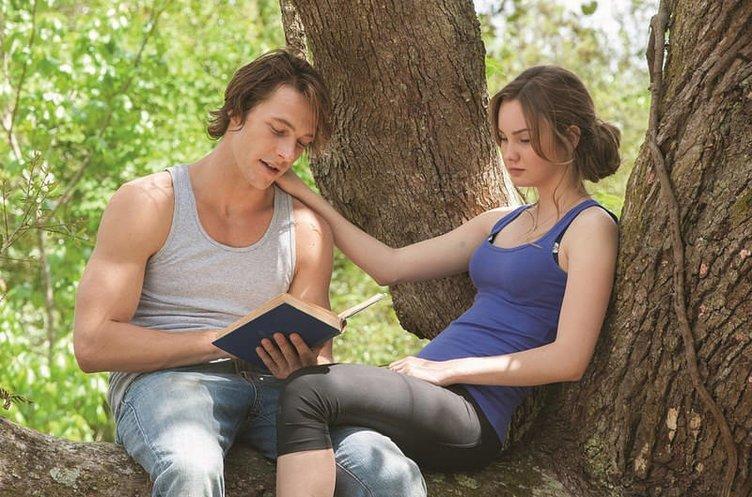 Unutulmaz Aşk filminden kareler