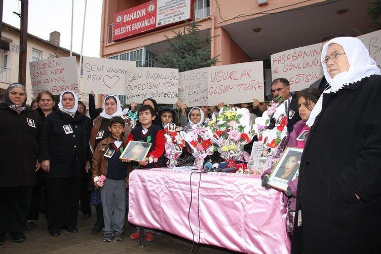 Almanya'daki cesur yürekli Türk kızına son görev