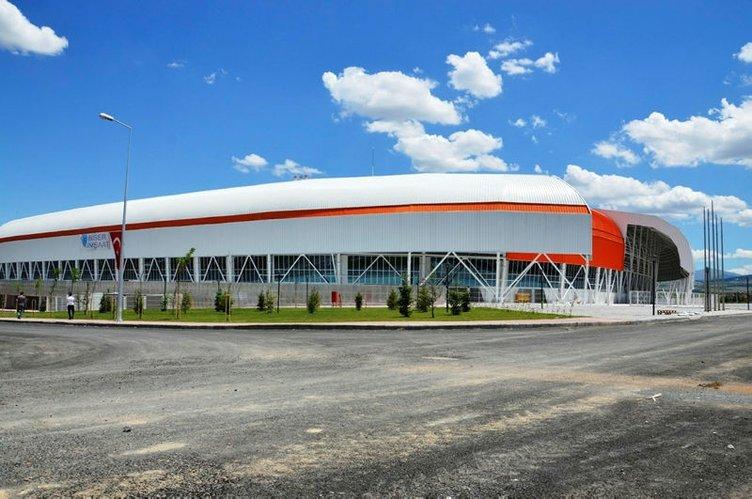 Malatya'nın yeni stadyumu yeni sezona hazır