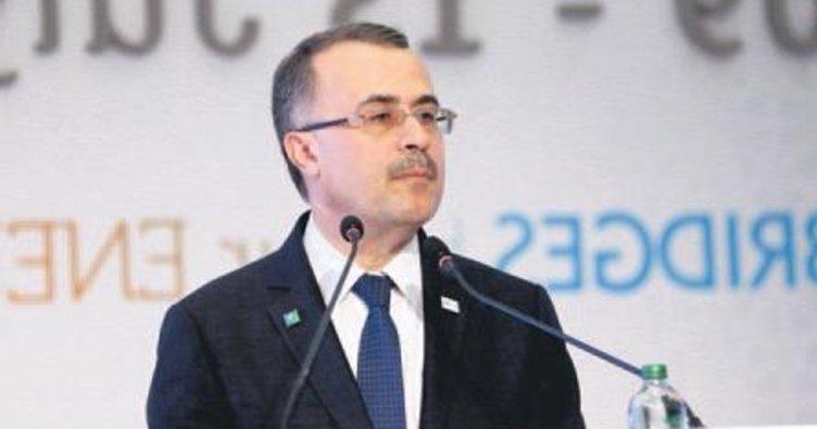 Aramco'dan doğalgaza 651 milyon metreküplük yatırım