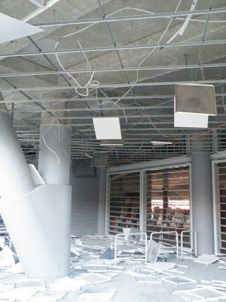 Shakhtar Donetsk'in stadına bombalı saldırı