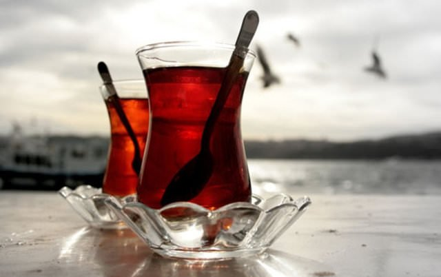 Çay içenler dikkat