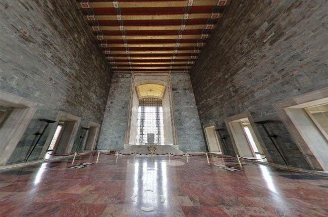 19 Mayıs'a özel Sanal Anıtkabir gezisi