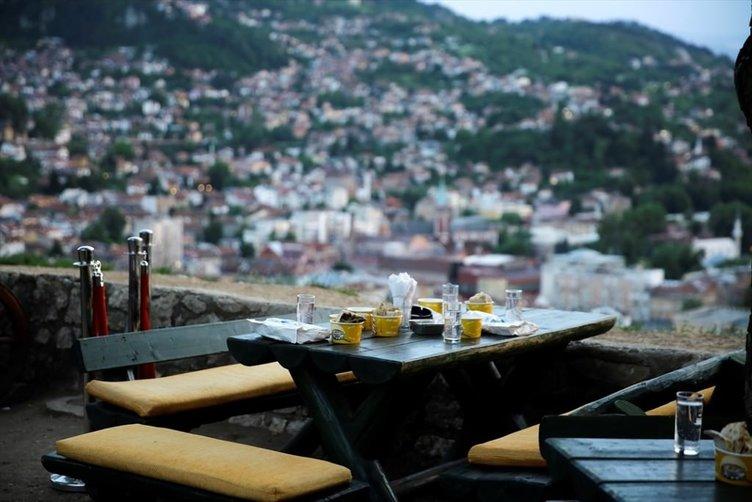 Saraybosna ramazanda başka güzel