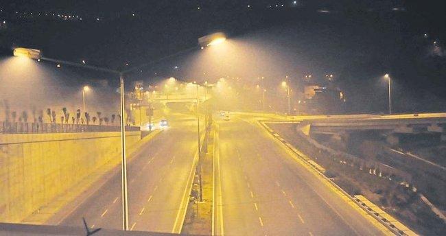 İzmir'de hava kirliliği ölçümleri S.O.S verdi