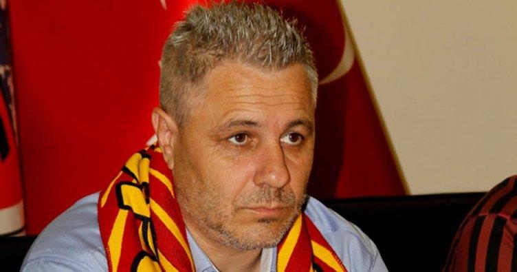 Kayserispor'un yeni hocasından ilk açıklama