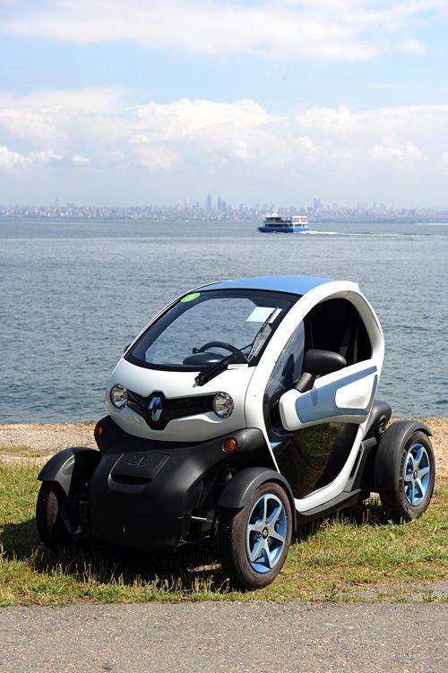 Renault Twizy Türkiye'de