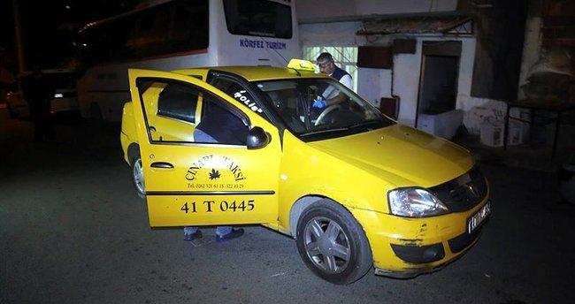 Taksideki tartışma cinayetle bitti