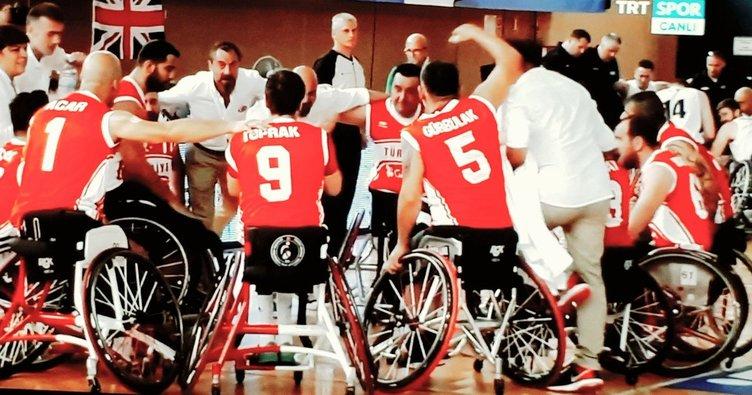 Türkiye Avrupa şampiyonu!
