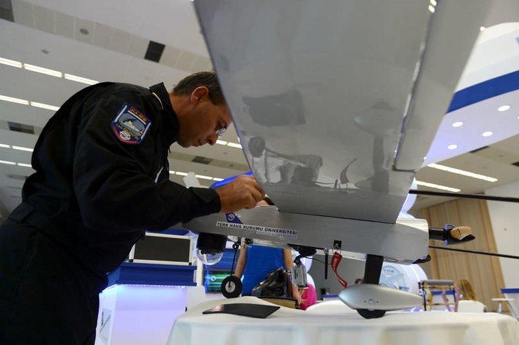 THK, Türk polisi için üretti