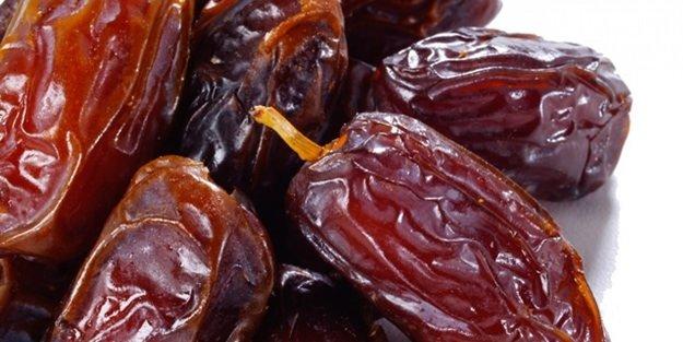 Ramazan'da yoğun ilgi yine hurmada
