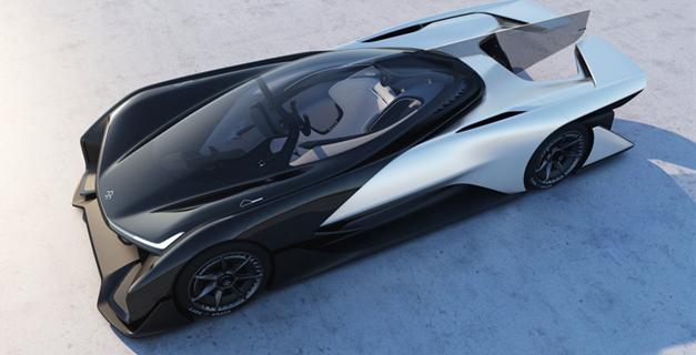 Tasarım harikası elektrikli arabalar!