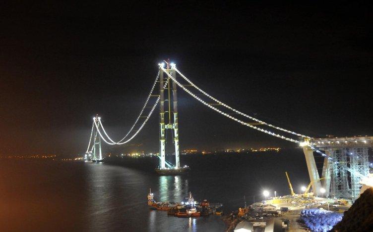 İzmit Köprüsü, Boğaz Köprüsü'nü aratmıyor