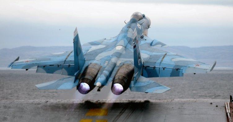 Rus jetlerinden ABD uçağına müdahale!