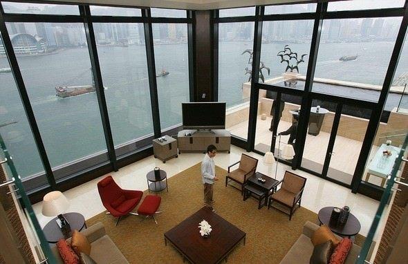 Dünyanın en pahalı kral daireleri: İstanbul da listede