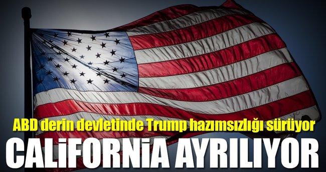 California ABD'den ayrılıyıor