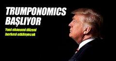 Trumponomics başlıyor
