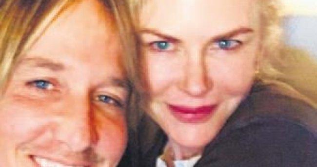 'Evliliğimizde sorun yok' pozu