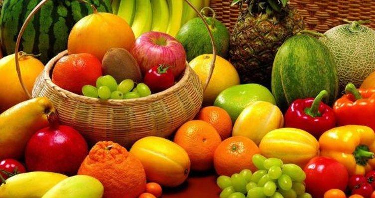 Türkiye'de hangi meyveden ne kadar üretiliyor?