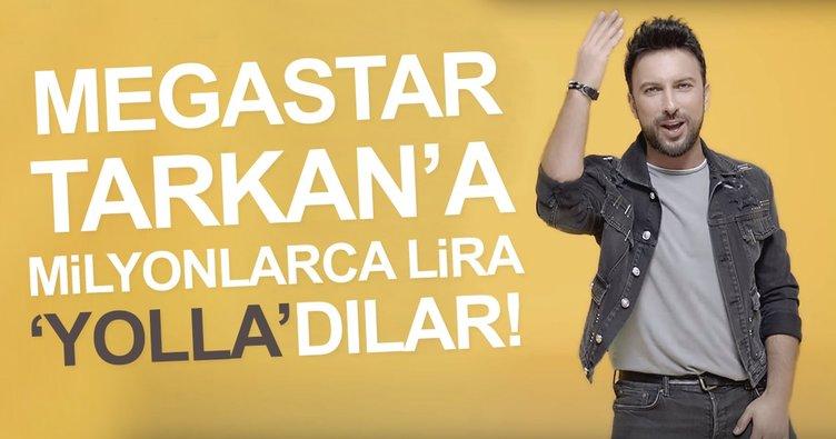 Megastar Tarkan yeni albümü '10' ile rekor kırdı