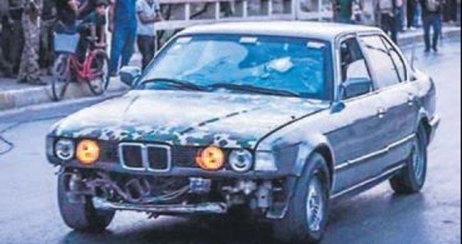 Arabasıyla 80 kişiyi ölümden kurtardı