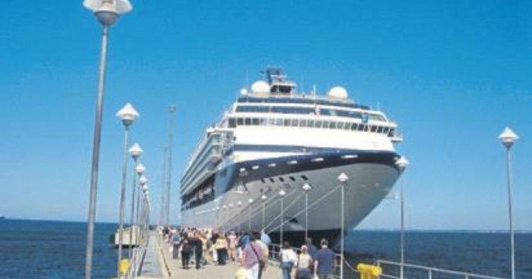 Hedef bu yıl 5 milyon turist