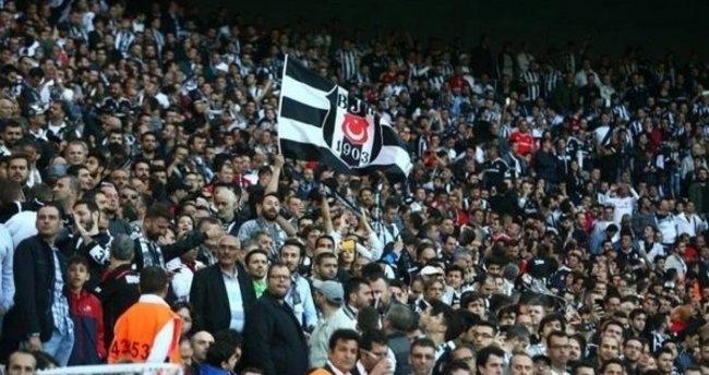 Beşiktaş taraftarı büyük şova hazırlanıyor