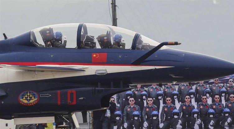 Çin Havacılık Fuarı