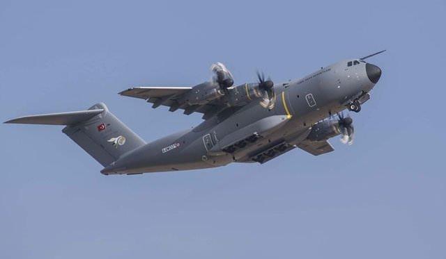 Türkiye geleceğin uçağını teslim aldı!