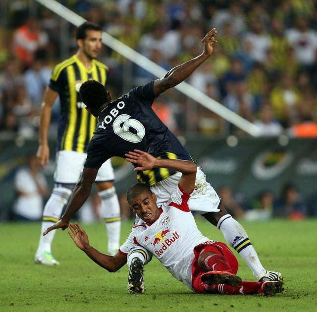 Fenerbahçe-Red Bull Salzburg
