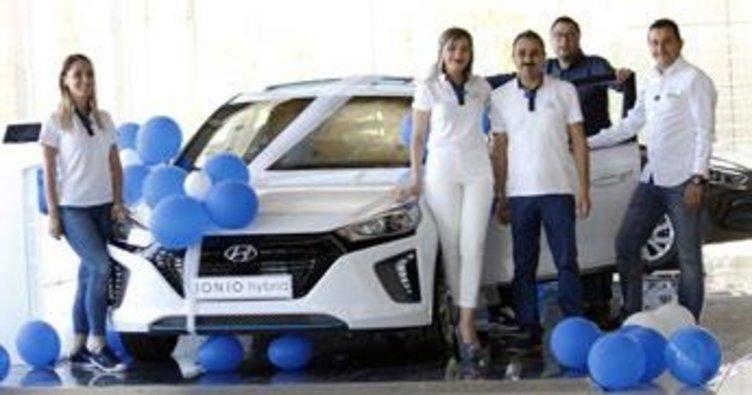 Doğuştan hibrit Hyundai IONIQ