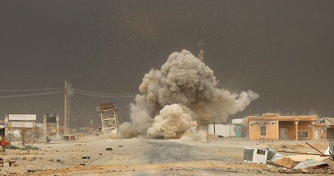 Musul operasyonunda 40 DEAŞ militanı etkisiz hale getirildi