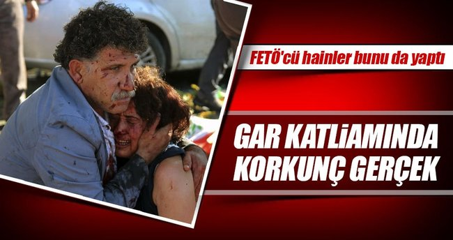 Ankara Garı saldırısı bize bir gün önce Bylock'tan bildirildi