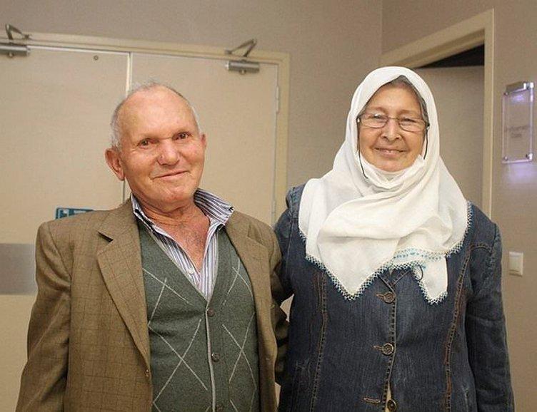 İkinci hayat 51 yıllık eşinden geldi