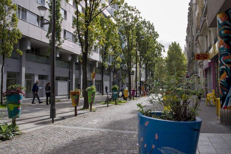 Şehrin her yerinde kendi bahçelerini yapıyorlar