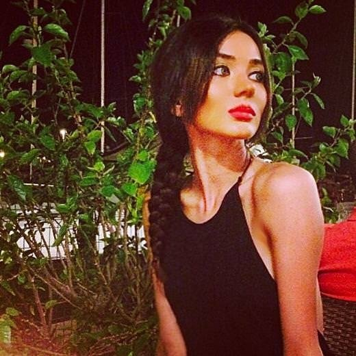 Cansu Taşkın Türkiye'nin Instagram fenomeni