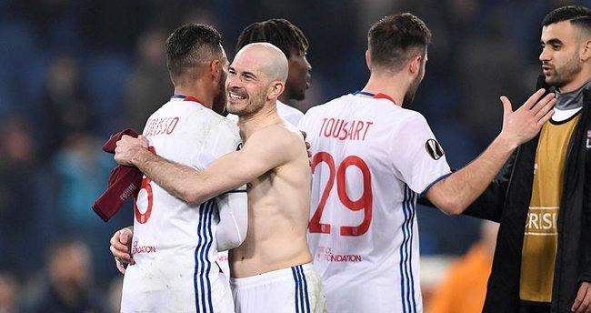 Lyon'un Türk takımlarına karşı performansı