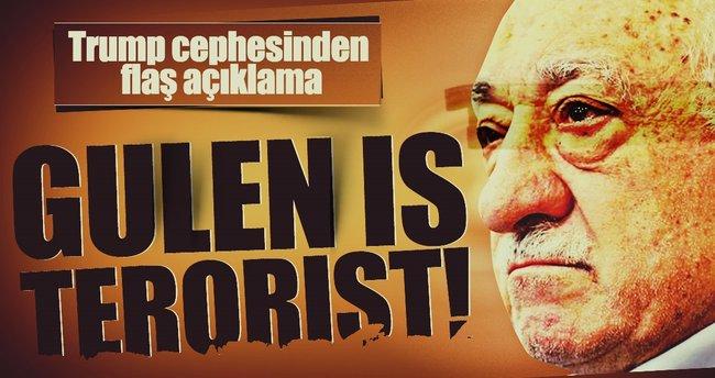"""Trump'ın danışmanı Phares, """"Belgelere göre Gülen terörist"""" dedi"""