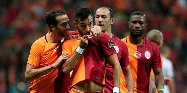 Galatasaray'da devrim başlıyor!