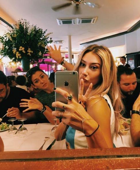 Instagram'da ünlüler 11.07.2016
