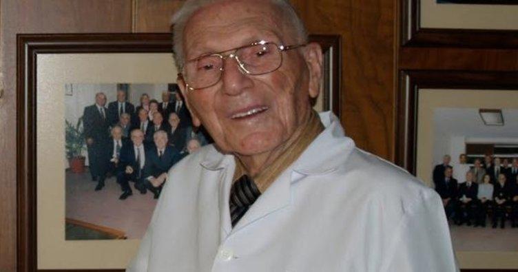 Dünyaca ünlü Türk hekimi hayatını kaybetti