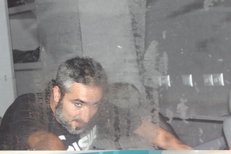 Sagopa Kajmer böyle gözaltına alındı