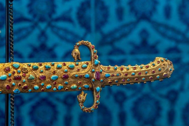 Topkapı'da Ramazan'a özel emanetler