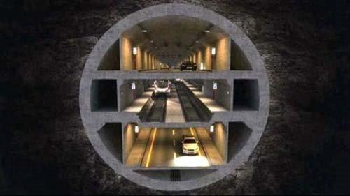 3 katlı Büyük İstanbul Tüneli'ne büyük ilgi var